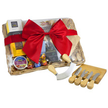 Send easter gifts to australia easter gift delivery ferns n petals cheese set picnic basket easter gifts to australia negle