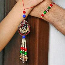Hearty Bhabhi Love: Send Rakhi for Bhaiya Bhabhi to Australia