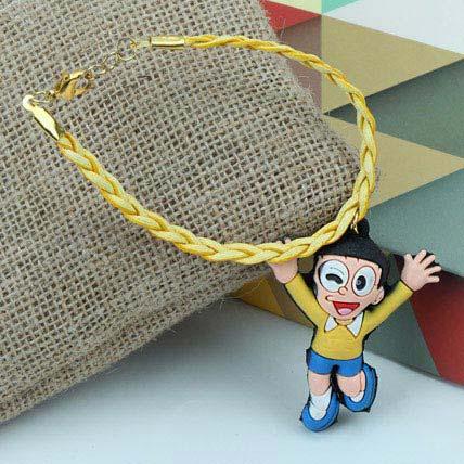 Nobita Kids Rakhi BEL