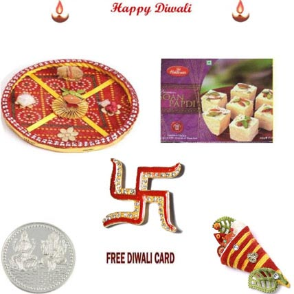 Endowing Diwali Happiness
