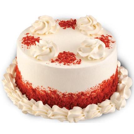 Enthralling Red Velvet Cake