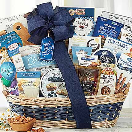 Many Thanks Basket
