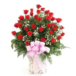 Rose basket C CIN