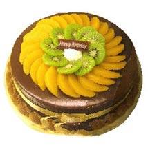 Fruity Chocolate Cake: Gifts to China