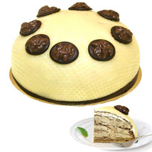 Dessert Walnut Cream Cake: Cakes for Anniversary