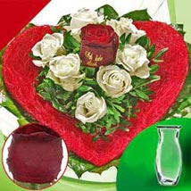 Rose Bouquet: Anniversary Flower Bouquets to Germany