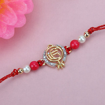 Charm Of Ek Onkar Rakhi GUY