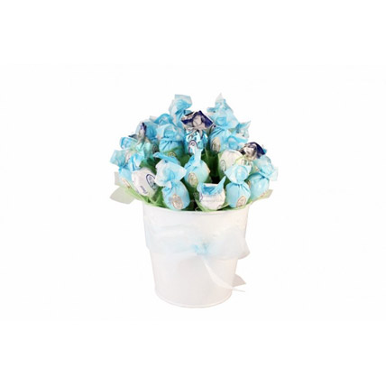 Blue sky sweet bouquet