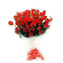 50 rose bouquet JAP
