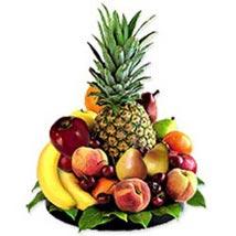 Delightful Fruit Tray jor: Send Gifts to Jordan