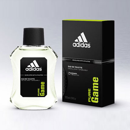 ADIDAS PURE GAME EDT Spray