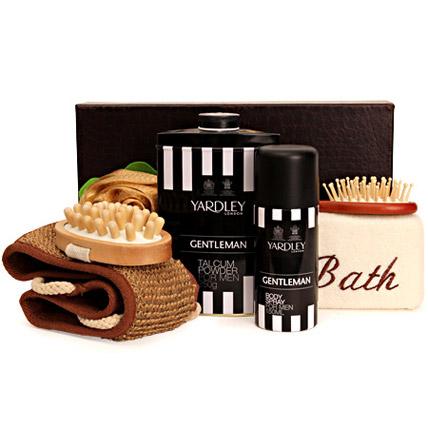Bath Kit For Men