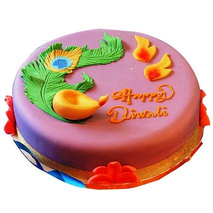 Beautiful Deepavali Cake 1kg