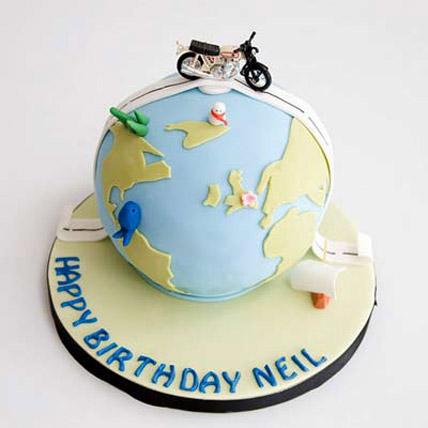 Bike on Earth 4kg