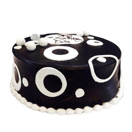 Black and White Cake 1kg