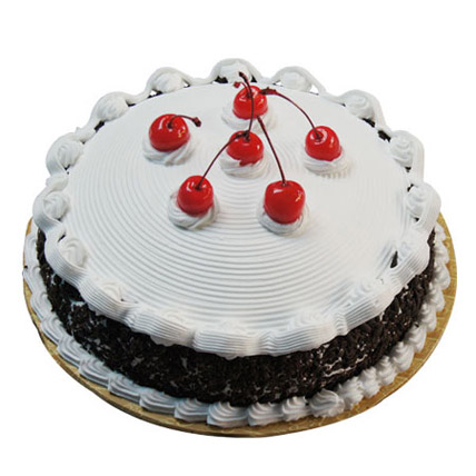 Blackforest Paradise Cake 1kg Eggless