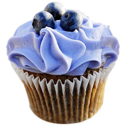 Blue Berry Cupcakes 6