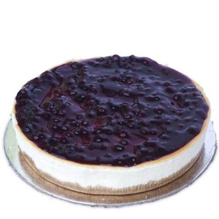 Blueberry Cheesecake 1kg Eggless