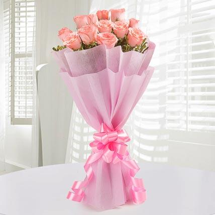 Blushes Pink