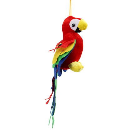 Bright Macaw for Your Home