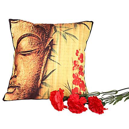 Buddha N Roses