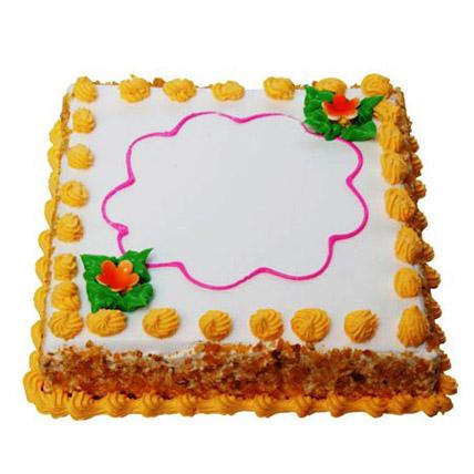 Butterscotch Square Cake 1kg