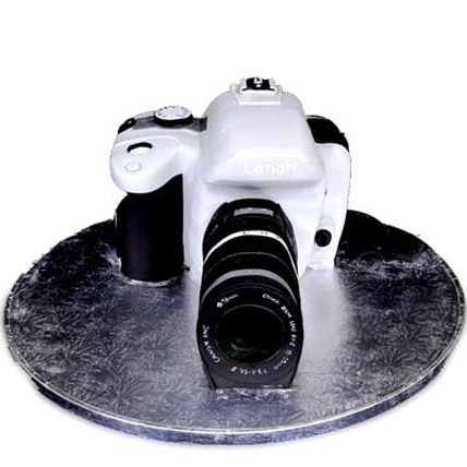 Canon Flashy Camera Cake 4kg