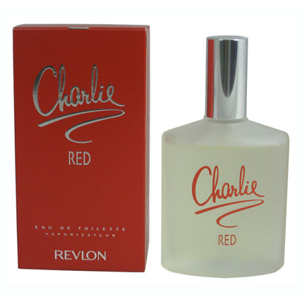 CHARLIE RED EDT Spray 3 4 OZA