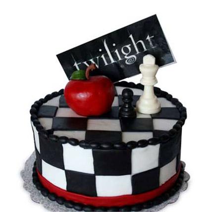 Chessboard Cake 3kg Eggless