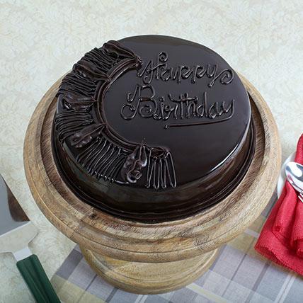 Choco Celebration Cake 2kg Eggless