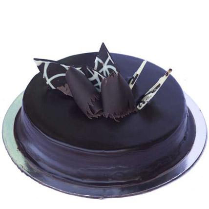 Chocolate Truffle Royale Cake 1kg Eggless