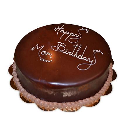 Chocolaty Birthday Cake 1kg