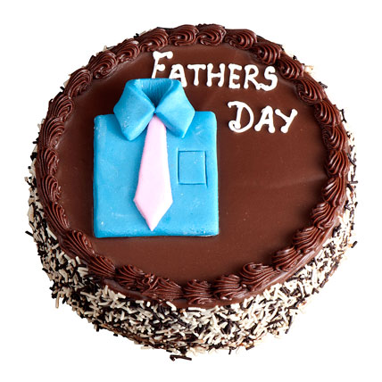 Chocolaty Fathers Day Delight 2kg Eggless