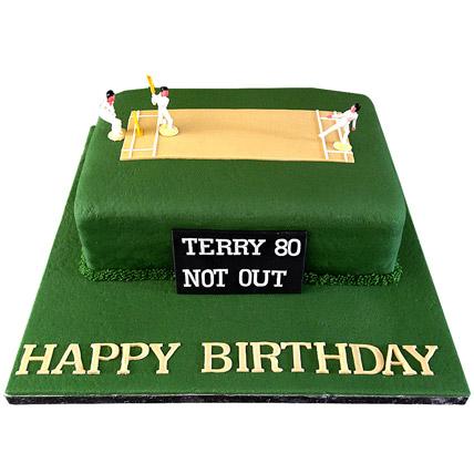 Cricket Fever Cake 2kg Vanilla
