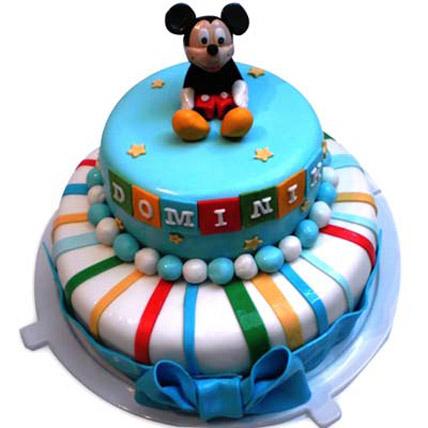 Cute Mickey Cake 2kg