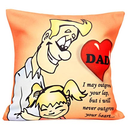 Dad Gives That Warm Feeling