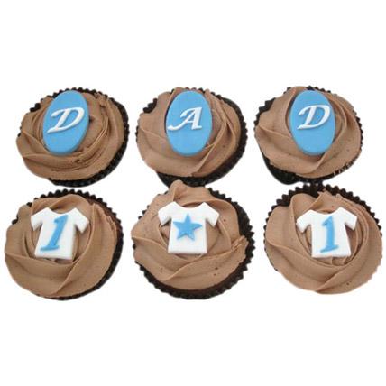 DAD Special Cupcakes 24