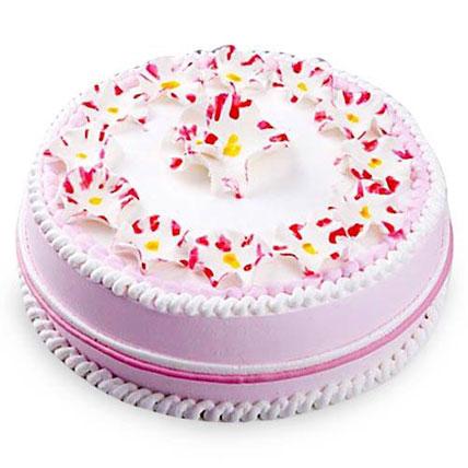 Daisy Christening Cake 2kg Eggless