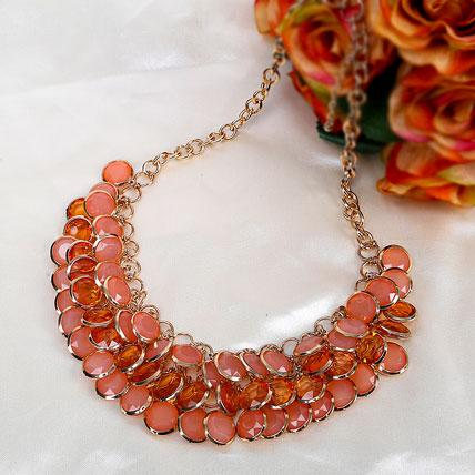 Dangling Pastel Necklace