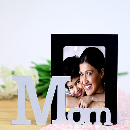 Dearest Mom Personalized Frame