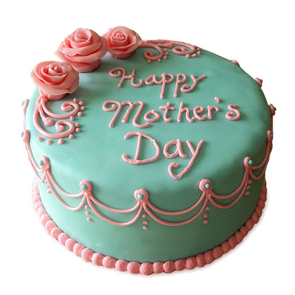 Delectable Mothers Day Cake 2kg Vanilla