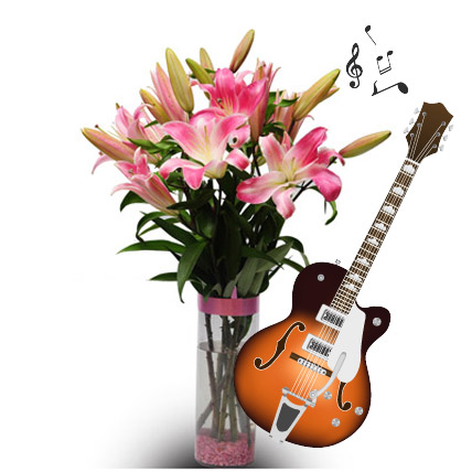Delightful and Musical Surprise for Beloved