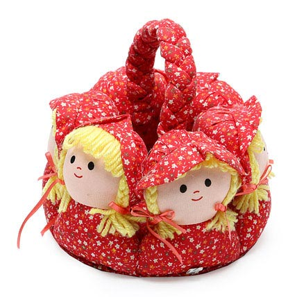 Doll Basket