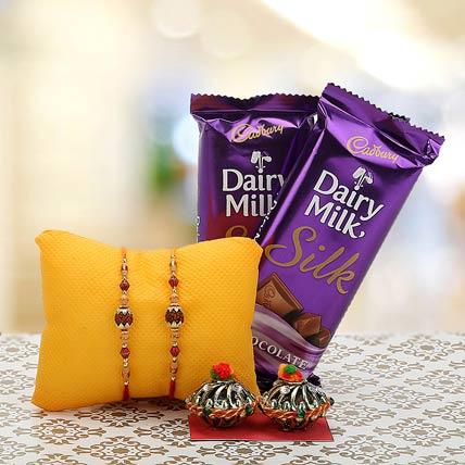 Double Rakhi Delight