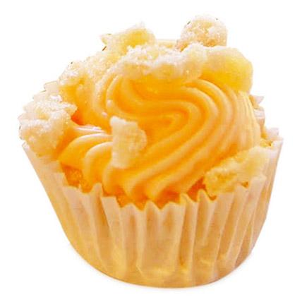 Elegant Orange Blossom Cupcakes 24 Eggless