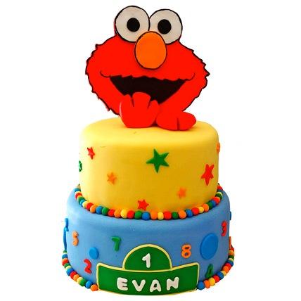 Elmo Cake 5kg
