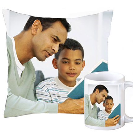 Fathers Day Personalized Combo