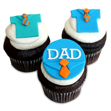 Fathers Day Special Cupcakes 24