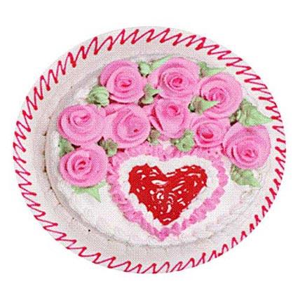 For My Sweet Heart Half kg Eggless