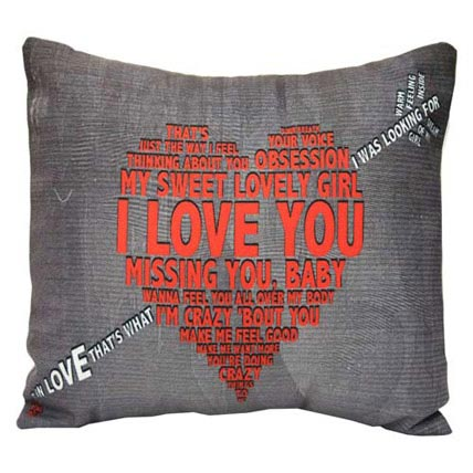 For The Love Of Cushion